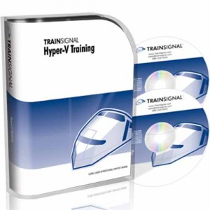 "HyperV Training, by Benjamin ""Coach"" Culbertson (TrainSignal)"