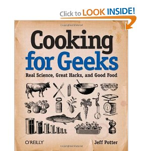 The 10 Minute Book Review: Cooking for Geeks