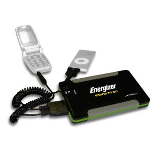 Quick Review: Energizer XP4001 Universal Rechargeable Power Pack
